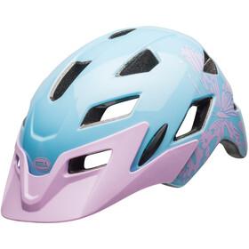 Bell Sidetrack Cykelhjelm Børn, cmyk/lilac